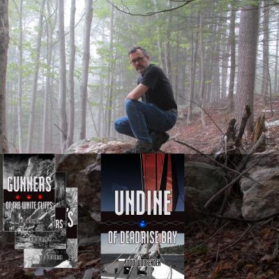 Author Todd Woofenden's Undine of Deadrise Bay